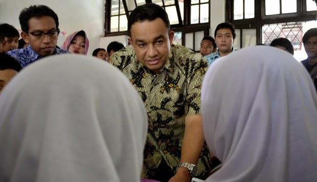 Anies Batalkan Kurikulum 2013, Guru: Tepat Sekali