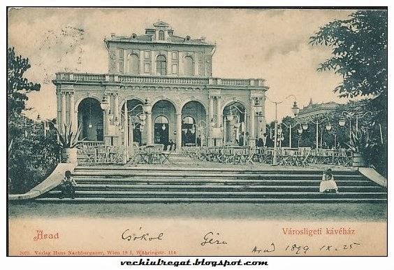Cafeneaua din Parc