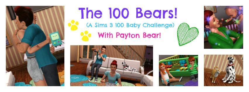 The 100 Bears!