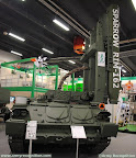 modernized 2K12 Kub Air Defense System |