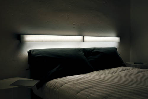 Continua the Modular Lightning System bedside head