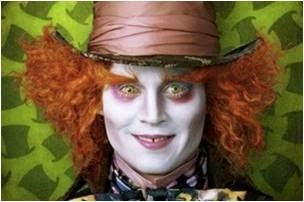 Mad-Hatter Cosplay