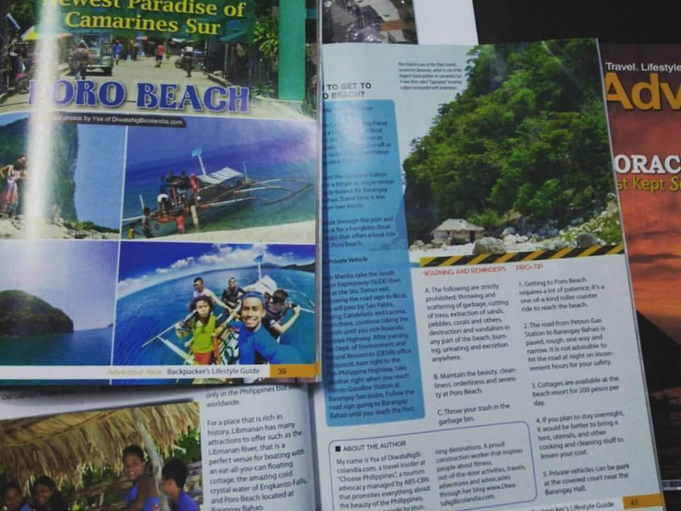 @ Adventour Asia Magazine
