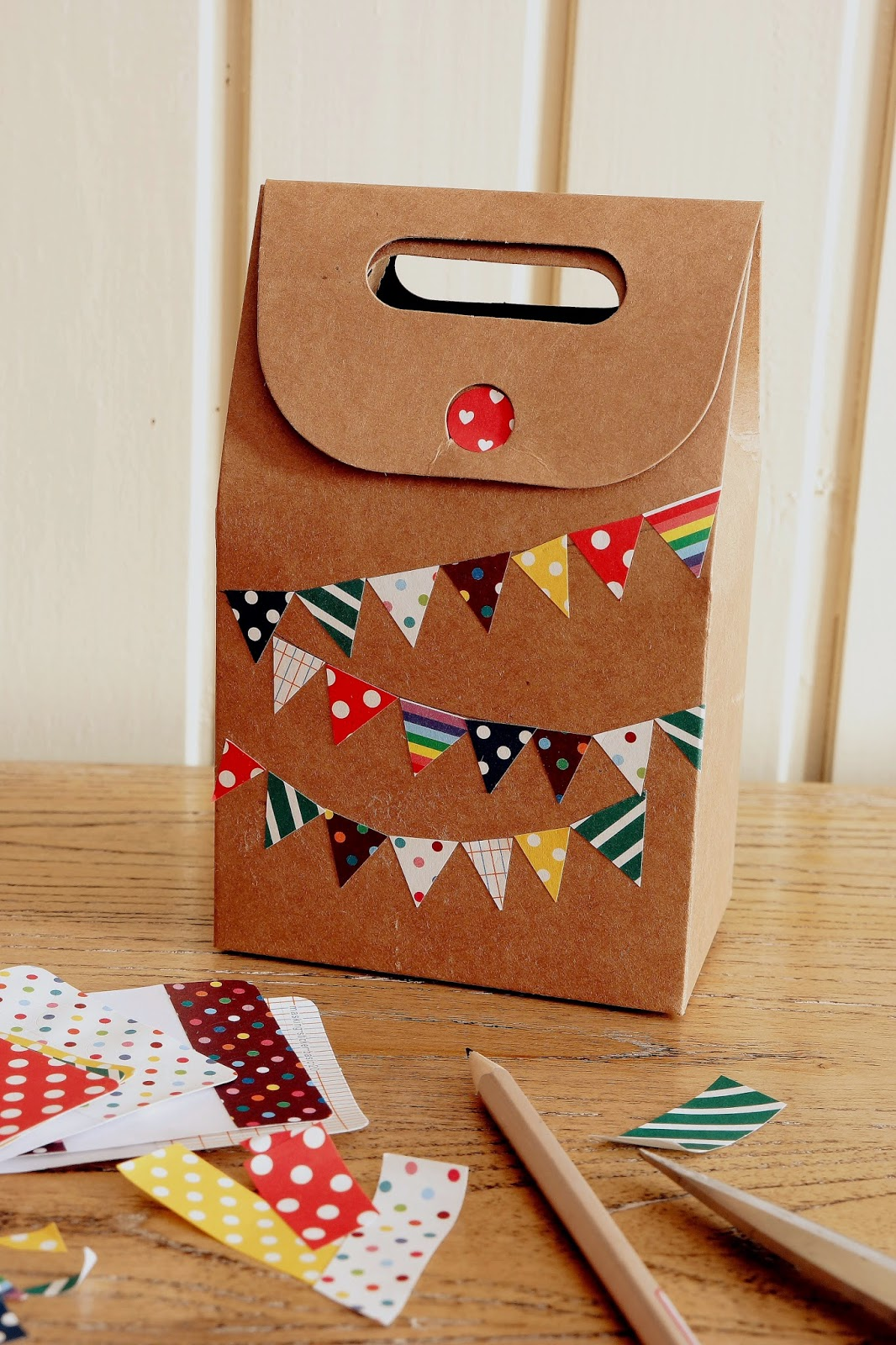 yozo craft ideas to decorate gift box