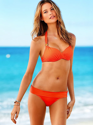Behati Prinsloo hot photos model of Victoria's Secret sexy bikini