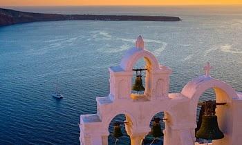 [Photos] Ένα ελληνικό νησί στην κορυφή του κόσμου