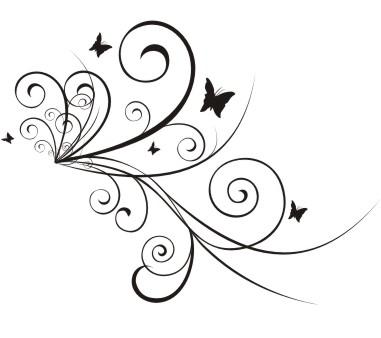 Atelarte by vivian ramos arabesco for Adornos para paginas