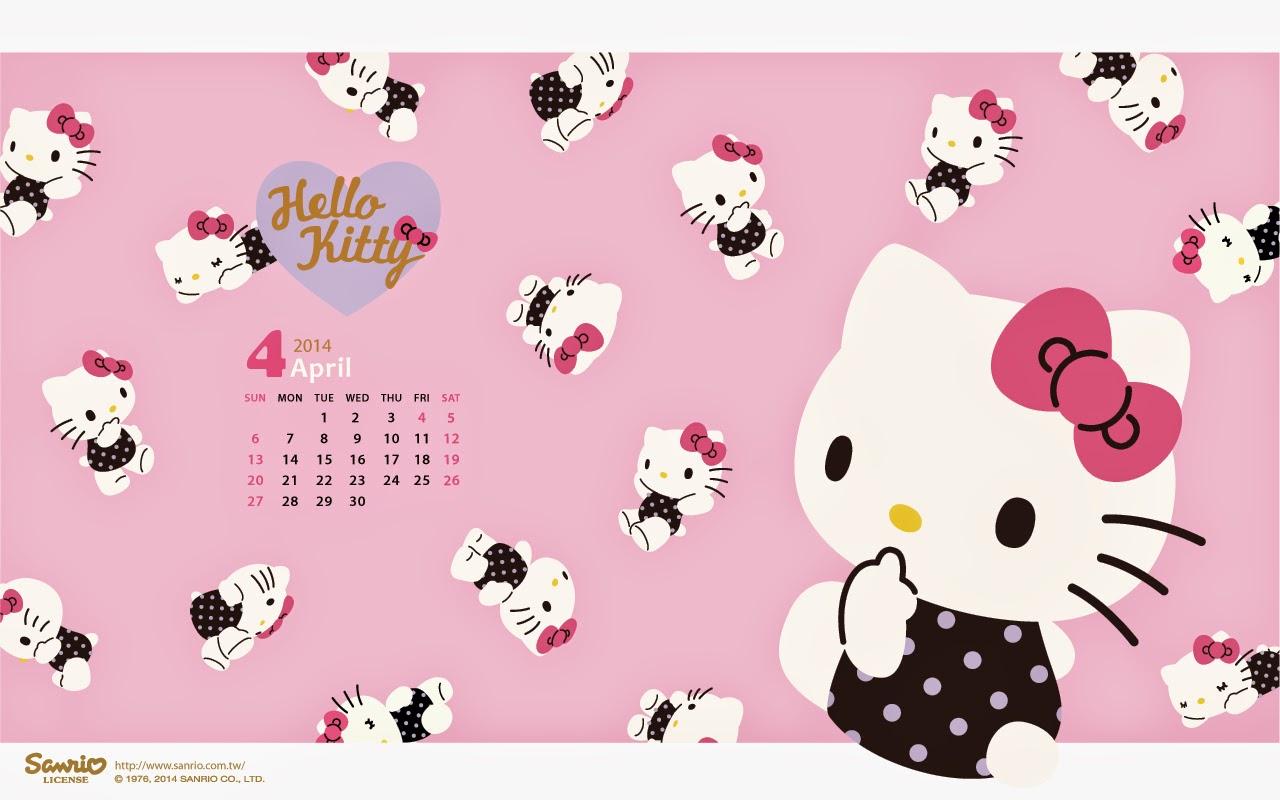 Fantastic Wallpaper Hello Kitty Calendar - 201404-KT-01280x800116  Snapshot_46914.jpg