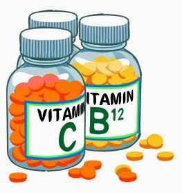 Vitamina B y C para aumentar masa muscular rápidamente