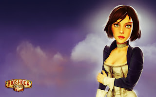 Bioshock Infinite Character Elizabeth HD Wallpaper