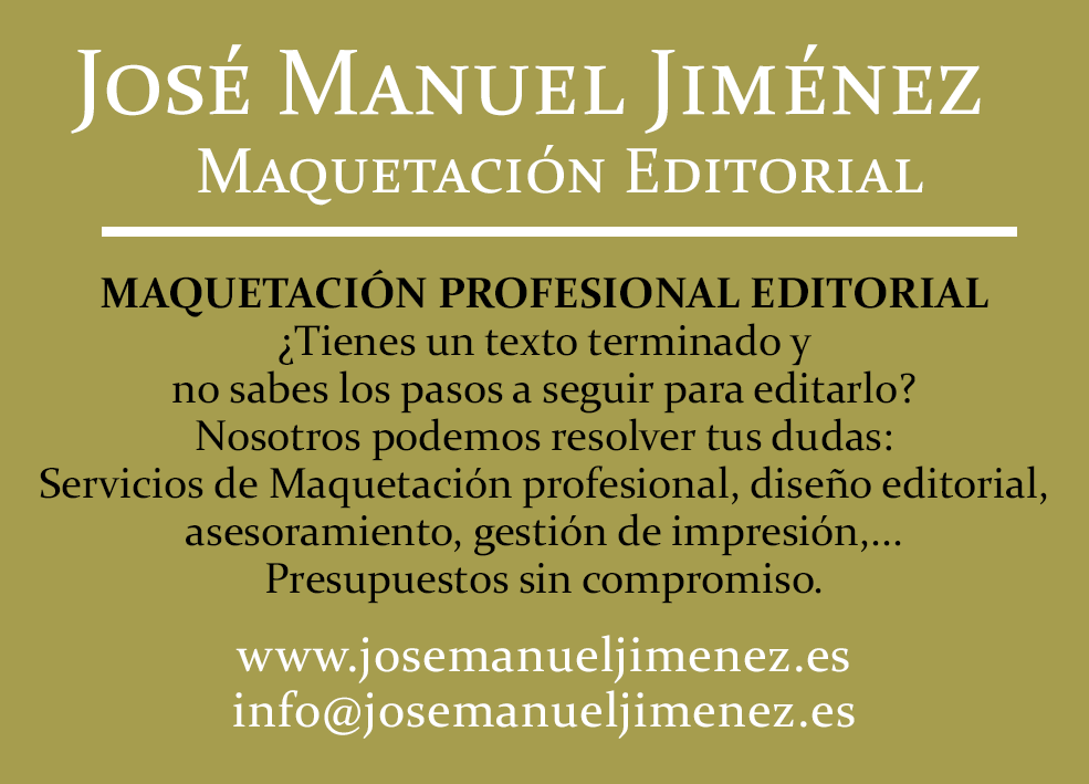 MAQUETACIÓN EDITORIAL