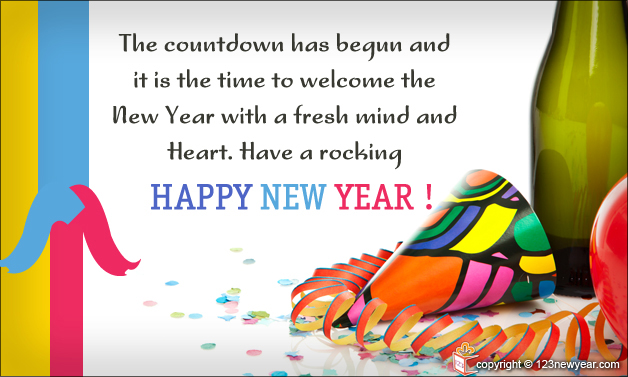 2015 Happy New Year Wishes Quotes