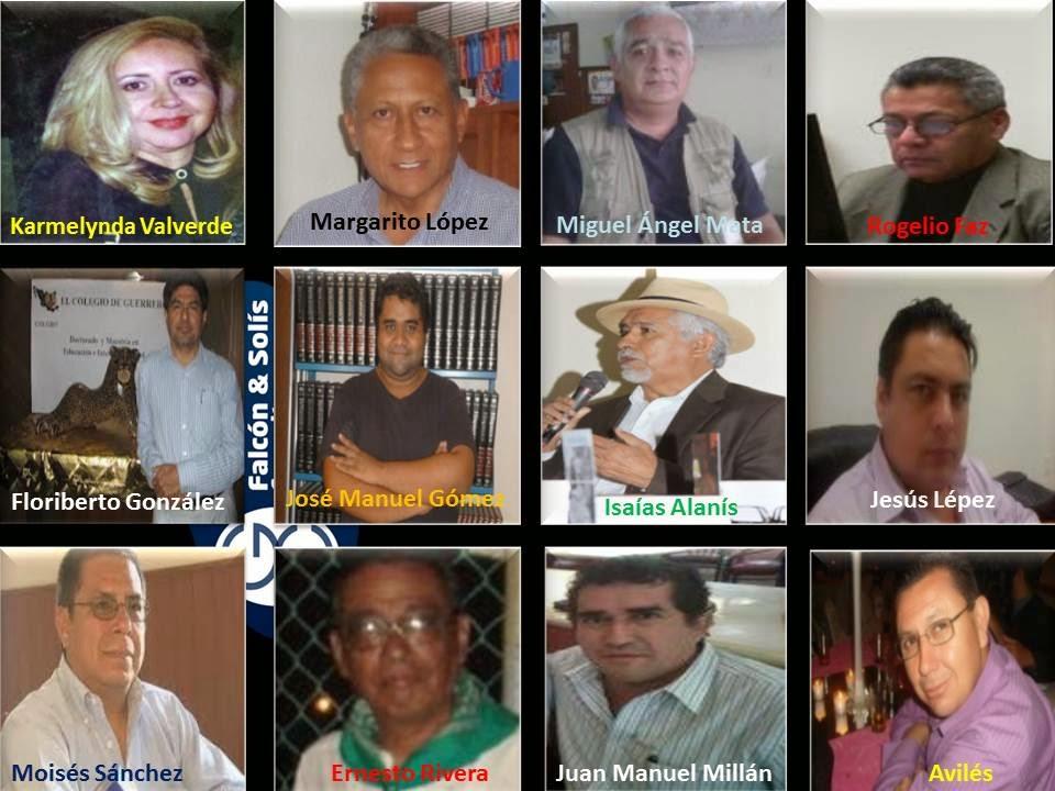 ARTICULISTAS Y EDITORIALISTAS