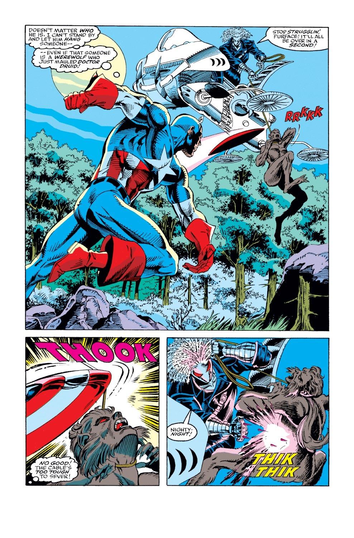 Captain America (1968) Issue #403 #352 - English 3