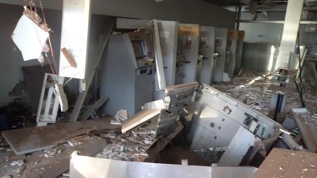 No Paraná, em média, um banco é atacado por dia