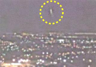 Imej UFO dirakam secara langsung