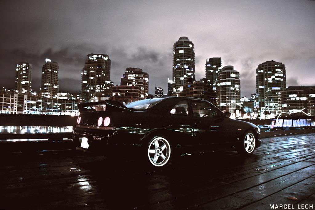 Nissan Skyline R33, GT-R, RB26DETT, AWD