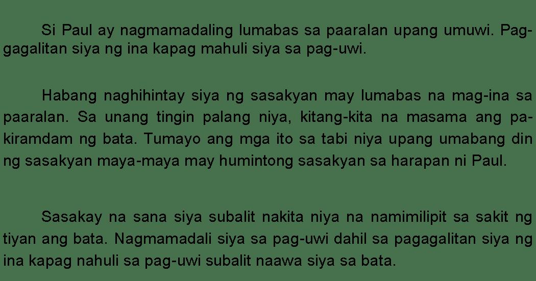halimbawa ng maikling kwento na pambata philippines