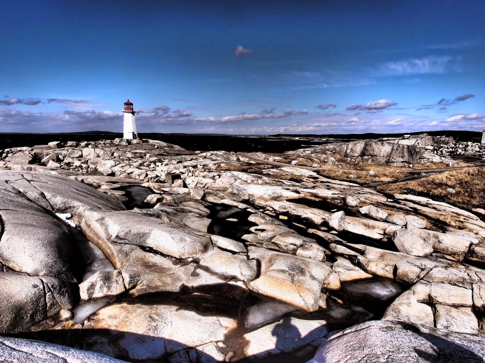 Atlantic Lighthouse