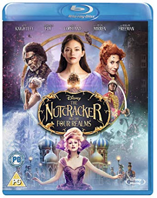 The Nutcracker and the Four Realms 2018 Eng 720p BRRip 450Mb ESub HEVC x265