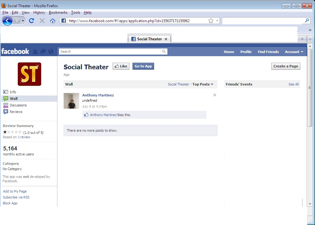 how to allow reviews on my facebook page