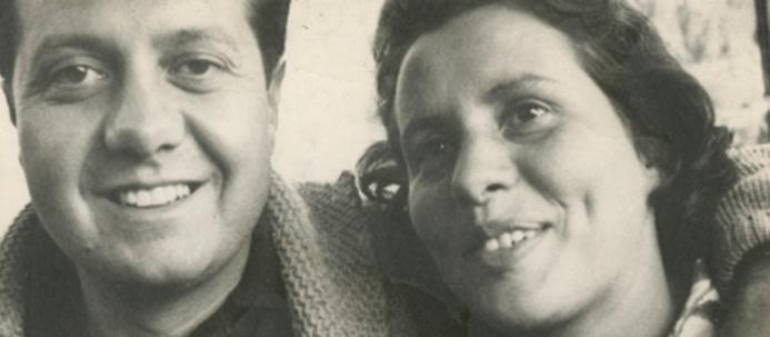 Mário Soares e Maria Barroso em novos