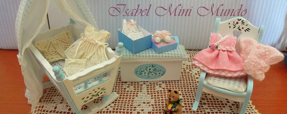 Isabel mini mundo