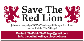 Save The Red Lion Campaign