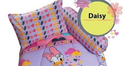 my love disney | koleksi sprei bedcover single kartun