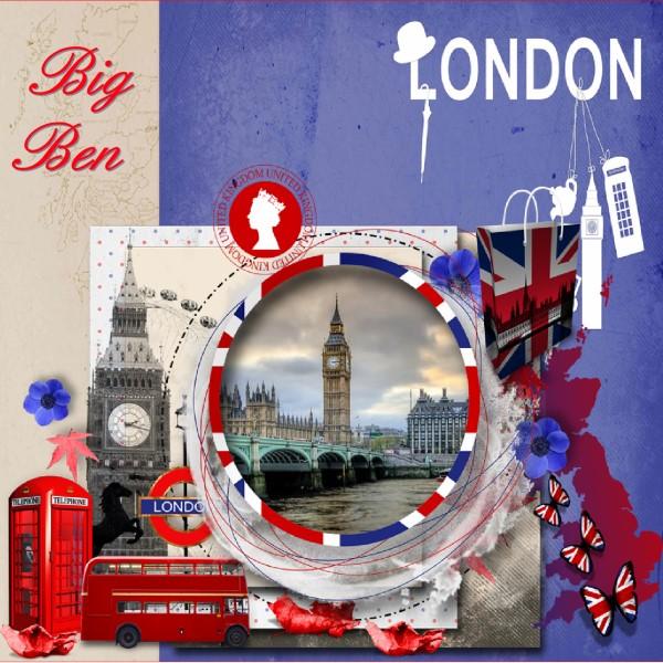 May 2016 - Big Ben