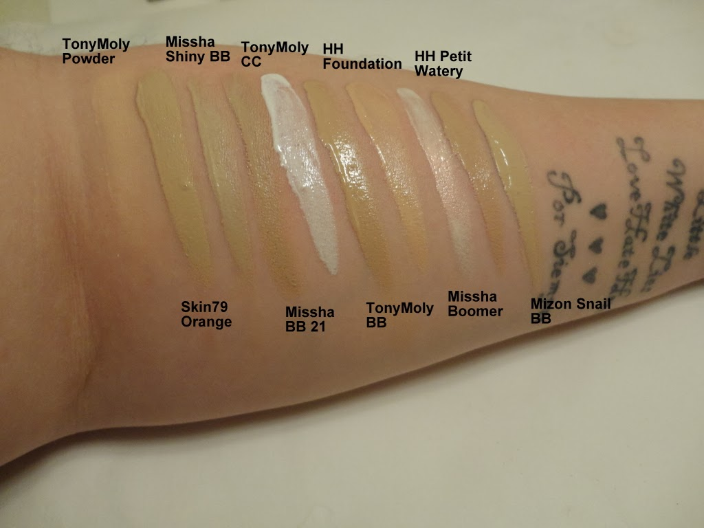 how to choose maybelline bb cream shade