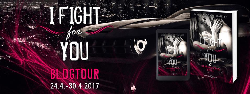 Blogtour I fight for you