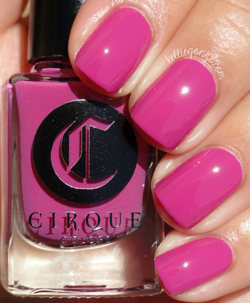 Cirque Colors Vigo The Metropolis Collection