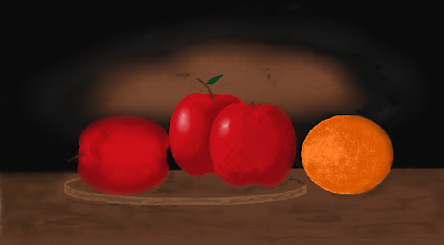 Fruits Still Life