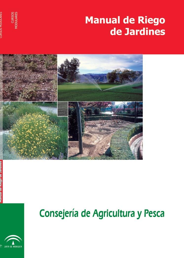 F p agraria manual sobre riego de jardines for Riego de jardines