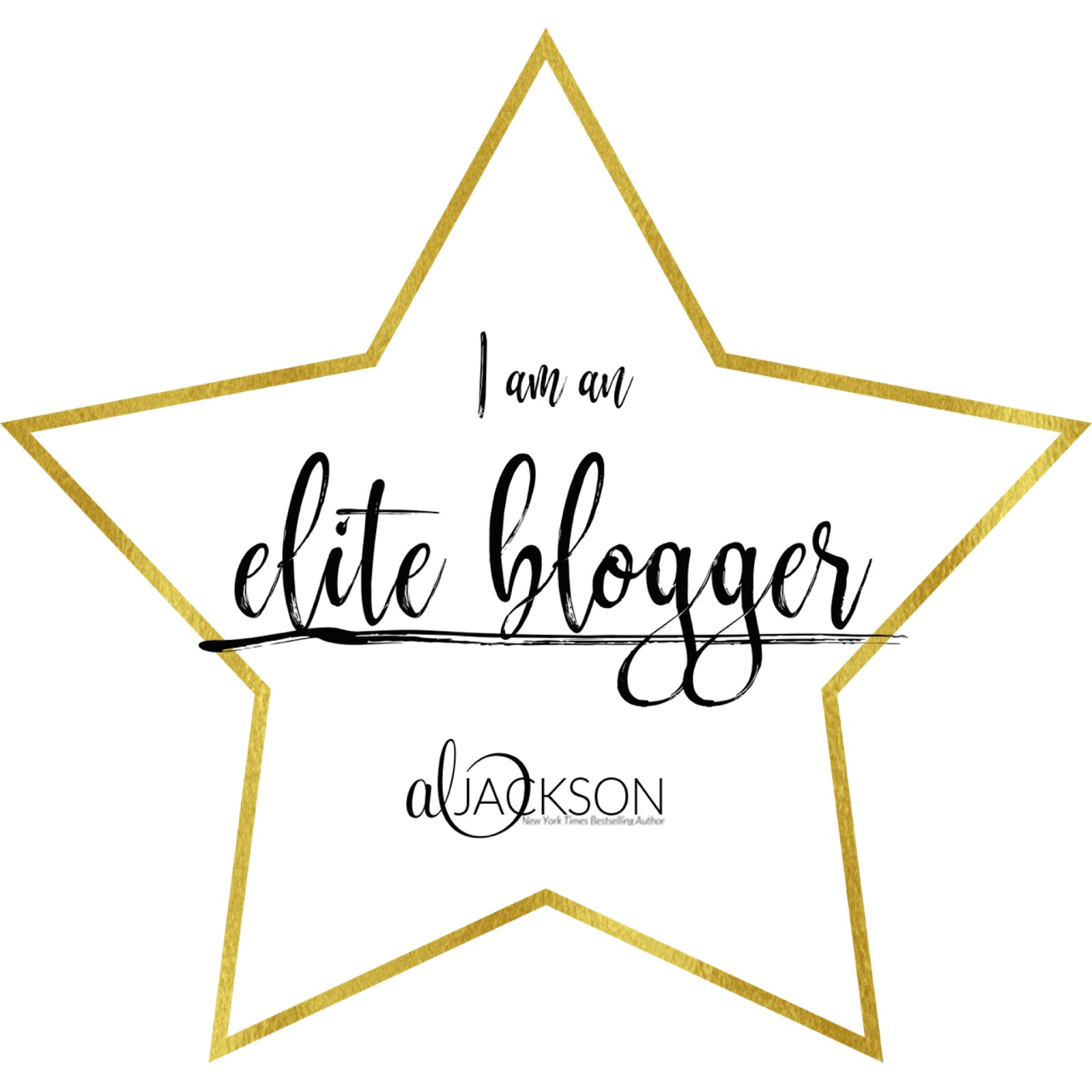 A.L. JACKSON ELITE BLOGGER
