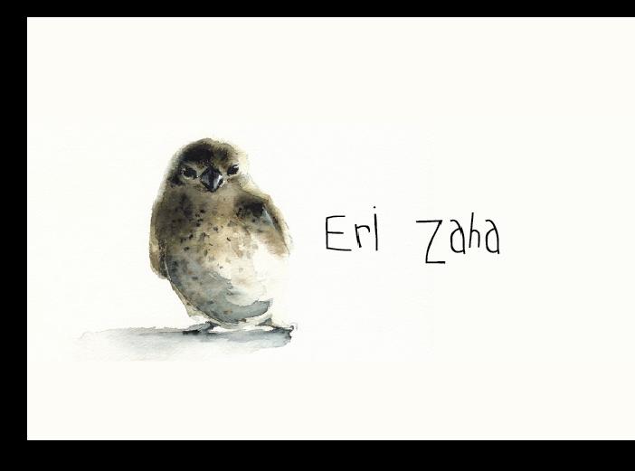 Eri Zaha