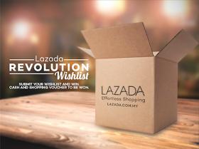 Shopping RM1212 di Lazada Malaysia [Contest]