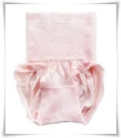 Pink in colour of Panties Japan High Waist Hip Up Shorts