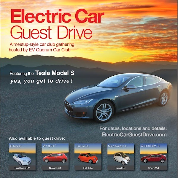 Drive Electric Vehicle California