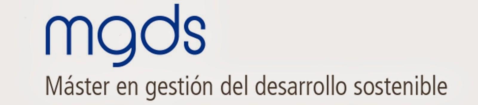 Página Web del MGDS