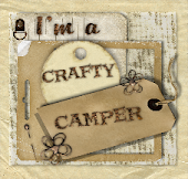 I won the Crafty Camper Award