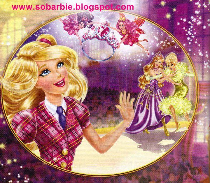 imagens para colorir da barbie escola de princesas - Barbie desenhos lindos para pintar colorir imprimir!
