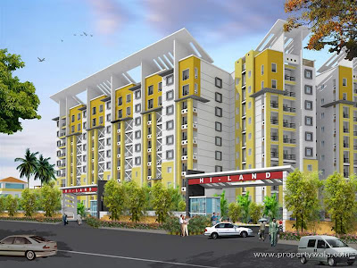 Rental Apartments in hyderabad