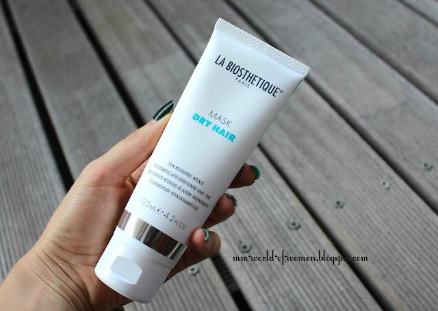 La Biosthetique Dry Hair - Błyszcząca Witalność