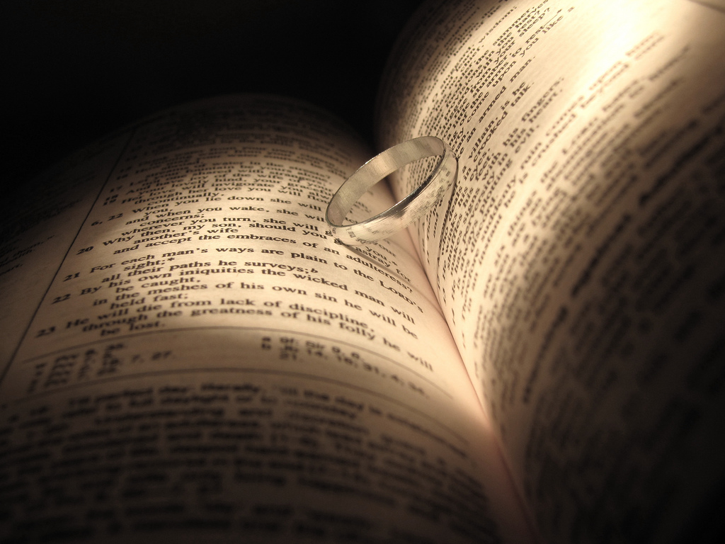 Bible forbids sex outside of marriage