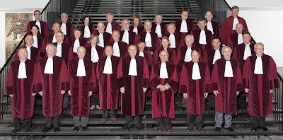 Tribunal de Justicia 2012