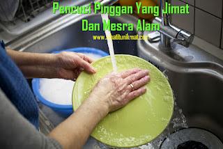 sabun pencuci pinggan