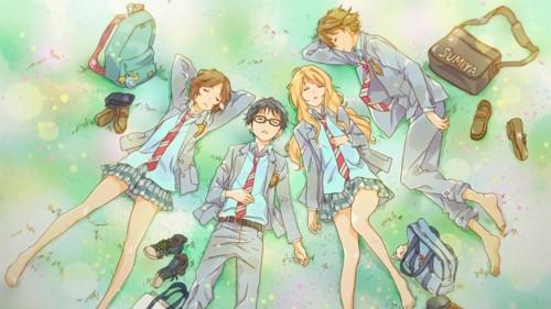Shigatsu wa Kimi no Uso BD Episode 1 - 22 [END] Subtitle Indonesia