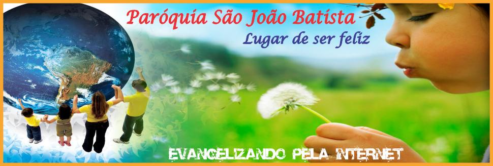 Paróquia São João Batista - Viçosa - Minas Gerais